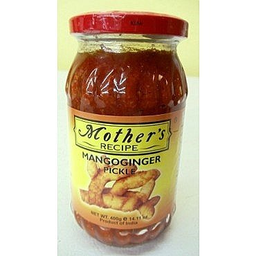 Mother's Recipe Ginger Pickle - 400g., 14.1oz