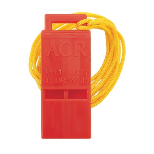 ACR ACR-2227 / WW-3 Res-Q Whistle no Packaging