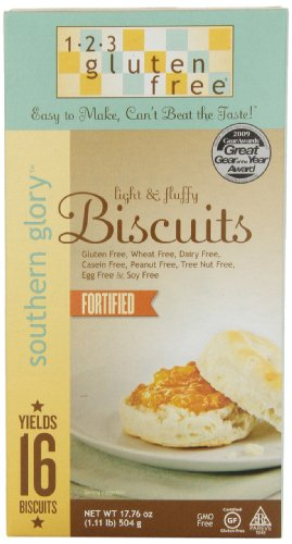 123 Gluten Free Biscuit Mix Wheat And Gluten Free, 17.76 - Free Gluten Wheat