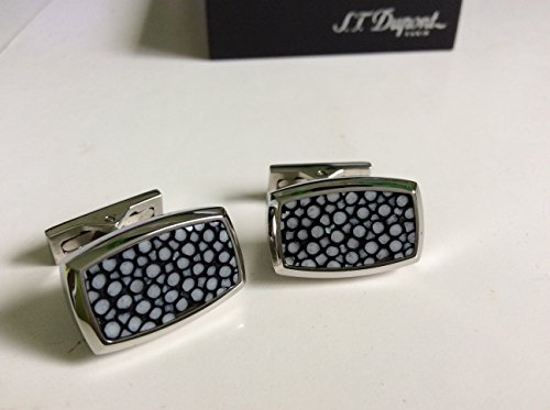 st-dupont-etiquette-cufflinks-palladium-grey-stingray-005506