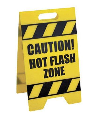 BigMouth Inc Flash Zone Caution