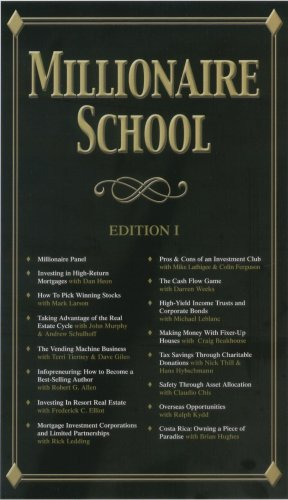 Millionaire School, Edition 1 (Peak Potentials Training compare prices)