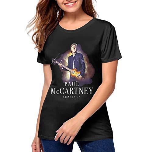 Paul McCartney Freshen Up Tour Concert Women's T-Shirt - Tour Concert T-shirt