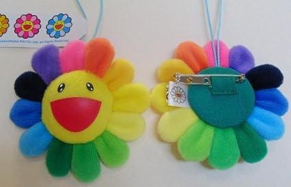 32d00135cea7 Image Unavailable. Image not available for. Color  Takashi Murakami Kaikai  Kiki Happy Flower ...