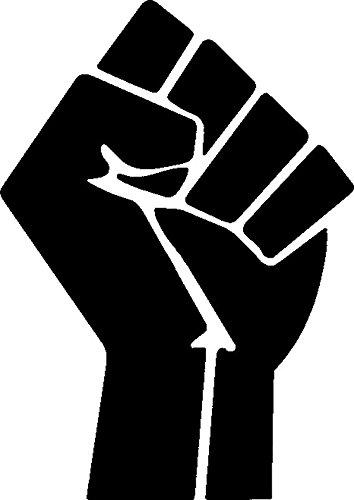 Amazon Com Magnet Raised Fist Black Power Symbol Best Tshirt Magnet