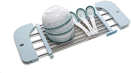 Amazon.com: kaxima utensilios de cocina telescópico de acero ...