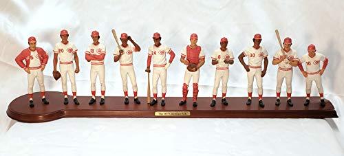 The 1975 Cincinnati Reds Statue Figurine - Danbury Mint from Danbury Mint