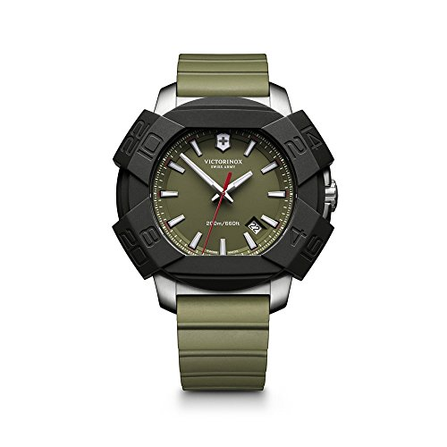 INOX  Mens Wristwatch Solid Case - Victorinox Swiss Army 241683.1