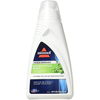 Amazon Com Bissell Eucalyptus Mint Demineralized Steam