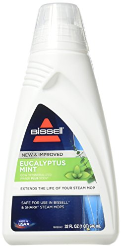 bissel steam mop scent - 2