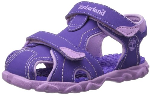 Timberland 7882R Toddler's Splashtown Closed Toe Sandal Purple/Lilac 10 M US by Timberland