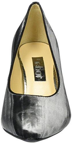 Carbone Grigio Tacco Basic Gabor con 69 Scarpe Donna 1awq0X