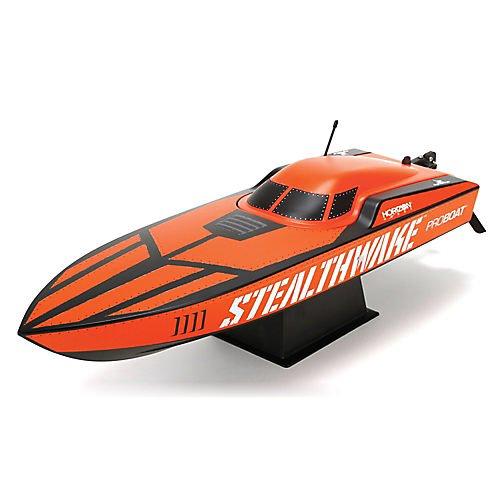 550 Motor Rtr Boat (Pro Boat Stealthwake Deep-V Brushed RTR Vehicle, 23