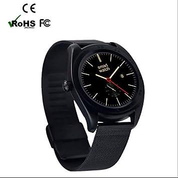 Fitness Tracker Bluetooth reloj deportivo Smart muñeca reloj teléfono móvil Smart Watch Reloj, pulsómetro,