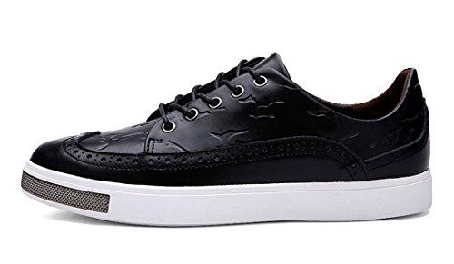 sports shoes 01928 b1067 TDA Sandalias con cuña hombre negro Muy barato Descuento Com