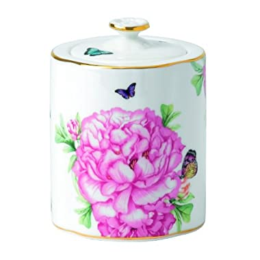 Royal Albert Friendship Tea Caddy Designed by Miranda Kerr