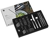 WMF Cutlery Box Cromargan Set, Stainless Steel, 43