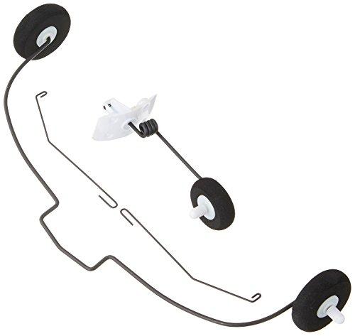 - HobbyZone Landing Gear Set w/Wheels: Firebird Stratos