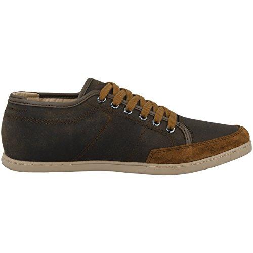 Sneaker E15363 Sparko Bitterchoc Herren Boxfresh 6REqxw0I