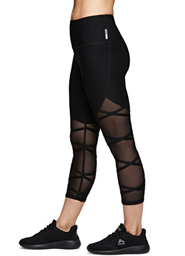 RBX Active Women's Running Athletic Yoga Workout Leggings Fall1 Black S (Best Clothes For Zumba)