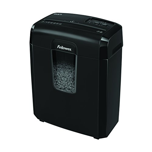 Fellowes Powershred 8MC5 8-Sheet Micro-Cut Paper Shredder by Fellowes