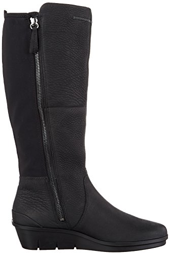 ECCO Women's Skyler Ankle Riding Boots Black (Black/Black 51052) Zd6oGTl