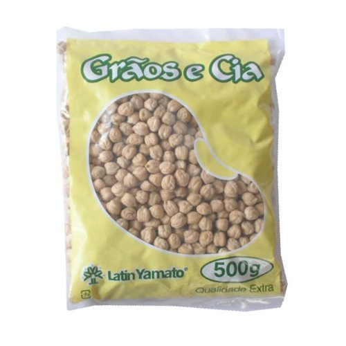 Chick peas 500g / from USA / Garubanzo / GARBANZO by Latin Yamato