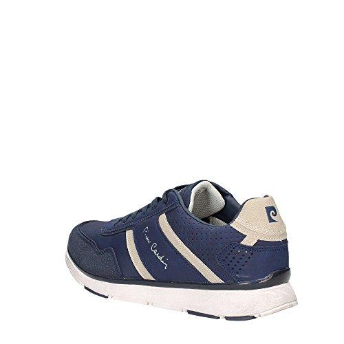 Pierre Cardin PC403 U Sneakers Mann Blau
