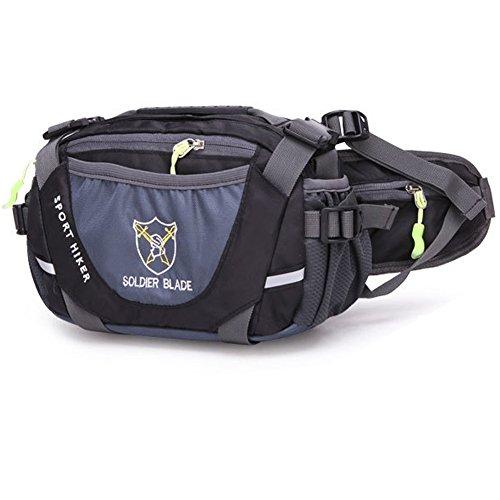 BUM Men's Backpack (Black) - 4