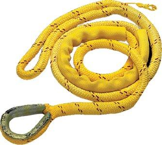New England Ropes 539K62000012 MOORING PENDANT 5/8X12 THIMBLE