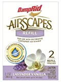Damp Rid Airscapes Refill Pouches Lavender Vanilla 14 Oz 2 Count