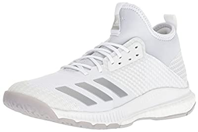 adidas Women's Crazyflight X 2 Mid Volleyball Shoe from adidas