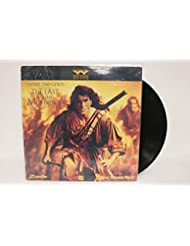 Daniel Day Lewis Signed Autographed 'The Last of the Mohicans' Laser Disc - COA Matching Holograms