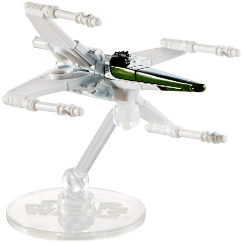 Hot Wheels Star Wars Concept X-wing Fighter Vehicle