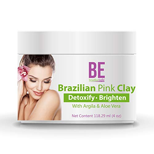 Brazilian Pink Clay Face Mask product image