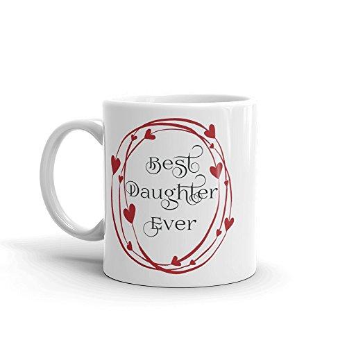 Ceramic Coffee Mug / Cup (11 oz.) —