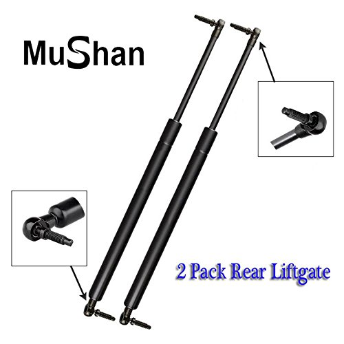 Lift Support Mushan Qty (2) Jeep Rear Liftgate Hatch Tailgate Lift Supports Struts Gas Springs For Jeep Grand Cherokee 1999 to 2004