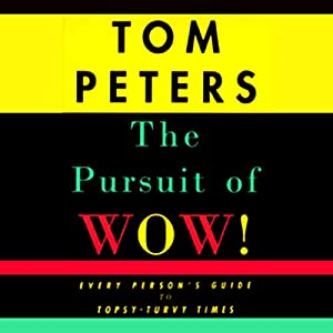 The Pursuit of Wow! Audiobook