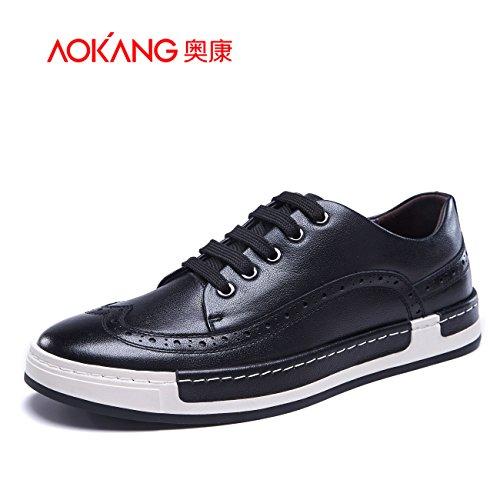 Aemember Homme Chaussures Chaussures De Sport Pour Hommes Chaussures De Sport Pour Jeunes, Bas, 41, Noir 165311200