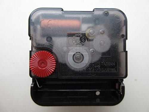 (12888 Clock Accessory Quartz Movement 6mm White Screw Plastic Sweep Movement )