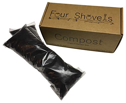 Pure Organic Compost, Ready to use All Purpose Natural Garden Soil