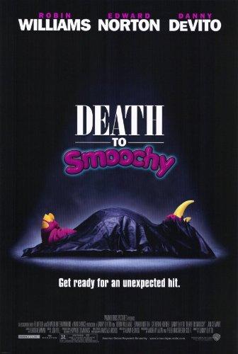Death to Smoochy Movie Poster (11 x 17 Inches - 28cm x 44cm) (2002) Style A -(Robin Williams)(Edward Norton)(Catherine Keener)(Danny DeVito)(Jon Stewart)(Harvey Fierstein)