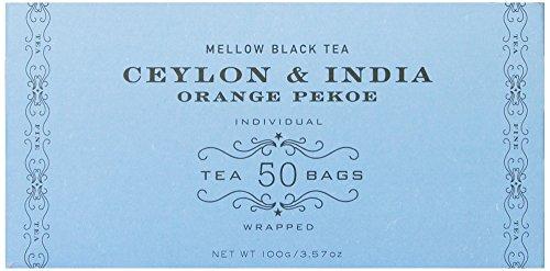 Orange Pekoe Black Tea - Harney & Sons Orange Pekoe Tea, 50 ct