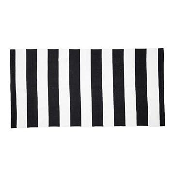 teppich, matte, läufer, schwarz/weiß, lene bjerre: amazon.de ... - Teppiche Für Die Küche