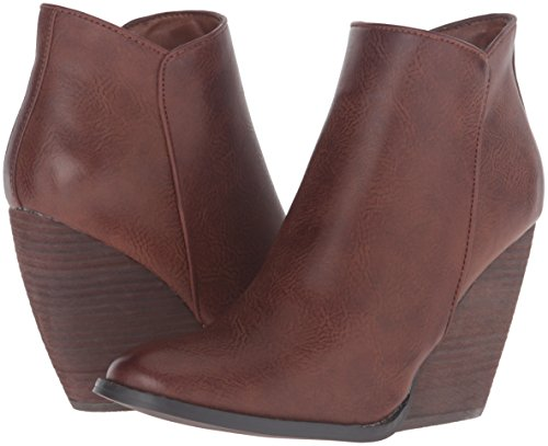 Pictures of Very Volatile Women's Gwen Ankle Bootie Black 6 M US 4