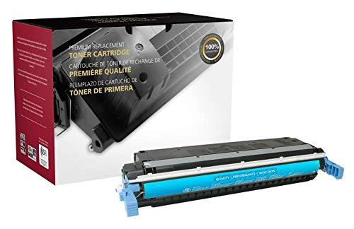 CIG 200060P Remanufactured Cyan Toner Cartridge for HP 645A