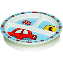 Sugarbooger Divided Suction Plate, Vroom