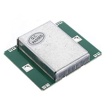 Ils - Sensor de Radar de Banda X Doppler microondas Módulo inalámbrico de Velocidad de Movimiento
