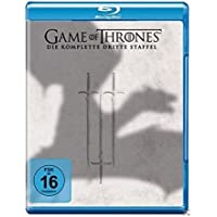 Game of Thrones - Die komplette 3. Staffel [Blu-ray]
