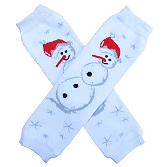 Amazon.com: Winter Snowman - Leg Warmers - for Infant